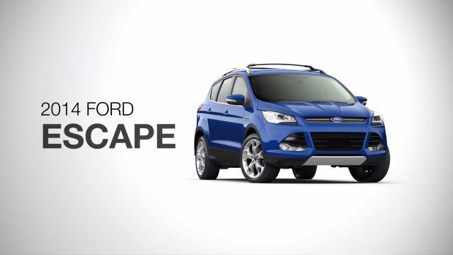 Ford Escape Walkaround
