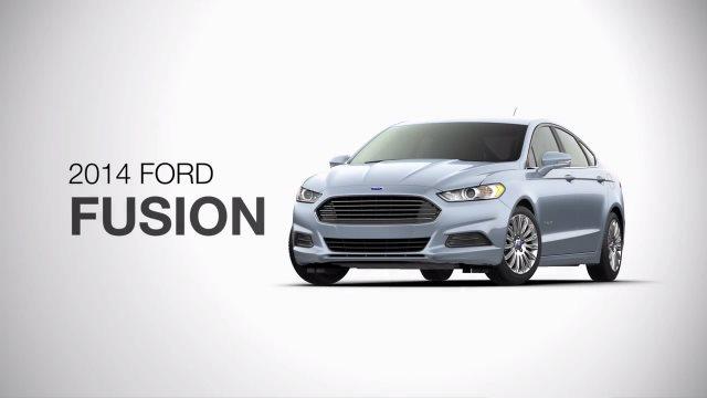 Ford Fusion Walkaround