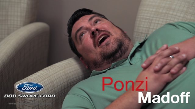 Ponzi Madoff